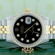 Rolex 16013 Acier Datejust 36mm occasion