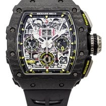 Richard Mille Carbon 50mm Automatic RM 11-03 pre-owned