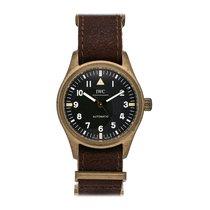 IWC Pilot's Watch Automatic 36 Bronze 36mm Grey Arabic numerals United States of America, Pennsylvania, Bala Cynwyd