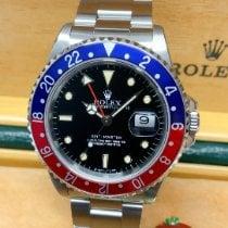 Rolex GMT-Master Steel 40mm Black No numerals United Kingdom, Wilmslow