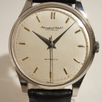 IWC Steel 35mm Automatic pre-owned