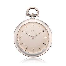 Cartier Часы 1950 Платина 46mm Механические Только часы