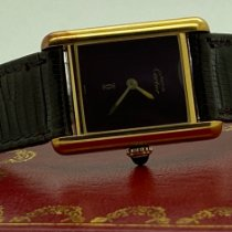 Cartier Tank (submodel) Must de cartier gebraucht