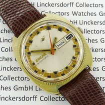 Enicar Steel Automatic Enicar pre-owned