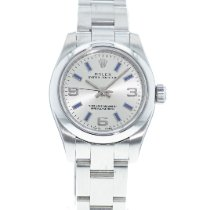 Rolex Oyster Perpetual 26 Steel 26mm Silver United States of America, Georgia, Atlanta