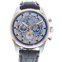 Zenith El Primero Chronomaster Steel 45mm Transparent United States of America, Georgia, Atlanta