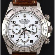 Rolex Daytona White gold 40mm White