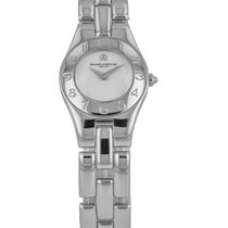 Baume & Mercier Linea Steel 24mm Silver United States of America, Florida, Sarasota