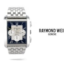 Raymond Weil Don Giovanni Acero Negro Romanos
