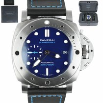 Panerai Luminor Submersible Titanium 47mm Blue United States of America, New York, Smithtown