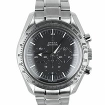 Omega Speedmaster Broad Arrow Steel 42mm Black United States of America, New York, Smithtown