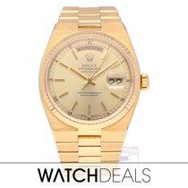 Rolex Day-Date Oysterquartz 19018 1982 gebraucht