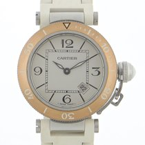 Cartier Pasha Seatimer W3140001 -- 2009 2009 pre-owned