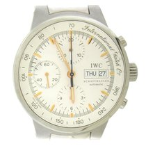 IWC GST Steel 40mm White No numerals United States of America, New York, New York
