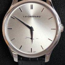 Chopard L.U.C Or blanc 39.50mm Argent Sans chiffres France, LYON