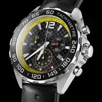 TAG Heuer Formula 1 Quartz nuevo 2020 Cuarzo Cronógrafo Reloj con estuche y documentos originales CAZ101AC.FT8024