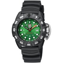 Luminox Deep Dive 45mm Green Arabic numerals