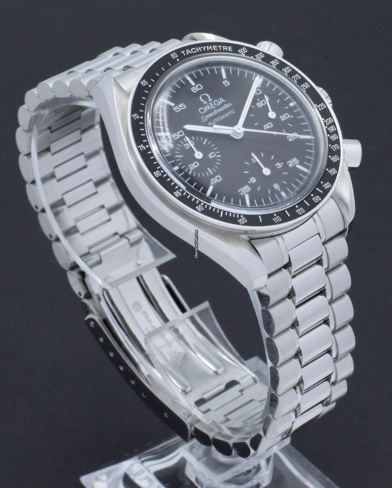 Omega Speedmaster Reduced 3510.50.00 BOX & PAPERS Automatic Chronograph 39mm 1998