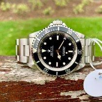 Rolex Submariner (No Date) Steel 40mm Black No numerals United Kingdom, NORTH WALES