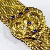 Rolex Très bon Or jaune 15mm Remontage manuel