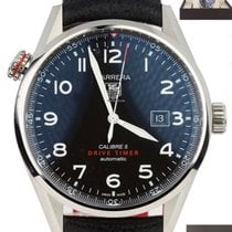 TAG Heuer Carrera Calibre 5 Acier 43mm Noir France, Talence
