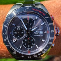 TAG Heuer Formula 1 Calibre 16 Steel 44mm Grey No numerals United States of America, Michigan, Harbor Springs