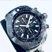 Breitling Super Avenger новые 2020 Автоподзавод Хронограф Часы с оригинальными документами и коробкой A13375101B1A1
