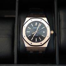 Audemars Piguet Royal Oak Selfwinding Pозовое золото 39mm Черный
