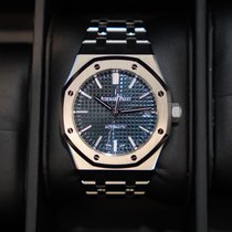 Audemars Piguet 15450ST.OO.1256ST.03 Steel 2019 Royal Oak Selfwinding 37mm pre-owned United States of America, California, San Francisco