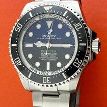 Rolex Sea-Dweller Deepsea Stahl 44mm Blau Keine Ziffern Österreich, Wien