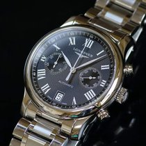 Longines Master Collection Acero 38.5mm