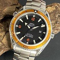 Omega Seamaster Planet Ocean Stahl 42mm Schwarz Deutschland, München