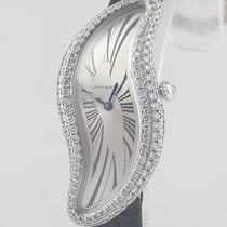 Cartier White gold 48mm Manual winding WJ306004 pre-owned