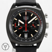 Heuer Titanium 42mm Automatic CR2080.FC6375 pre-owned