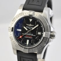 Breitling Avenger II Seawolf Steel 45mm Black United States of America, Ohio, Mason