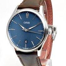 Oris Artelier Date Stahl 40mm Deutschland, Teuschnitz