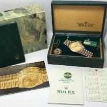 Rolex Datejust Turn-O-Graph nuovo 1982 Automatico Orologio con scatola e documenti originali 16253