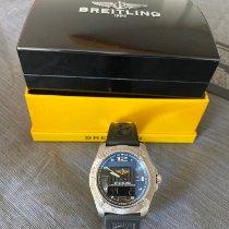 Breitling Aerospace Avantage Titan Schwarz