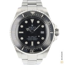 Rolex Sea-Dweller Deepsea 116660 2012 usados