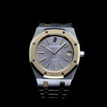 Audemars Piguet Royal Oak Jumbo 5402 Sehr gut Gold/Stahl 39mm Automatik Schweiz, Geneva