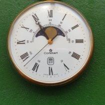 Cortébert Reloj usados 1980 Aluminio 42mm Romanos Cuarzo Solo el reloj