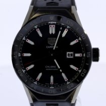 TAG Heuer AWBF2A80 Titanium 2018 Connected 45mm pre-owned