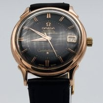 Omega 14393 Rose gold 1960 Constellation 34mm pre-owned