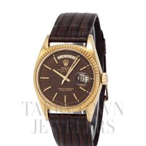 Rolex 1803 Yellow gold 1967 Day-Date 36 36mm pre-owned United States of America, New York, Hartsdale