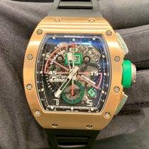 Richard Mille RM 011 Pозовое золото Прозрачный Aрабские