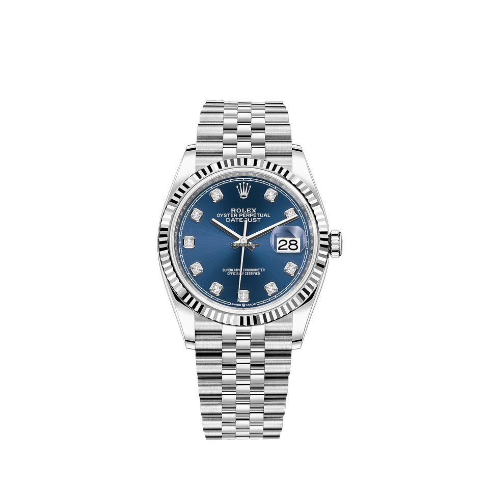 Rolex Datejust 126234 2021 nouveau