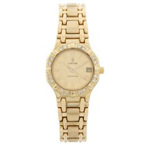 Concord Saratoga Yellow gold 24mm Champagne Roman numerals United States of America, Texas, Dallas
