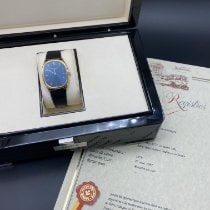Patek Philippe Golden Ellipse Or jaune 31mm Bleu France, Paris