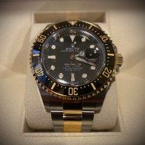 Rolex (ロレックス) Sea-Dweller ゴールド/スチール 43mm ブラック 文字盤無し 日本, tokyo
