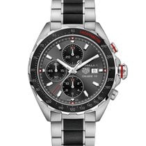 TAG Heuer Formula 1 Calibre 16 Steel 44mm Grey No numerals United States of America, Pennsylvania, Philadelphia